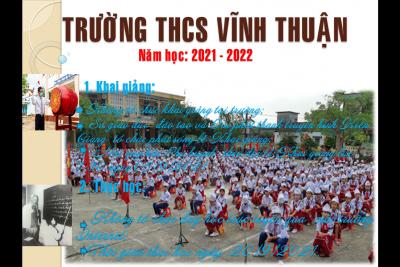 THÔNG BÁO NĂM HỌC 2021 – 2022